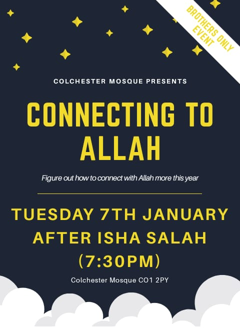 Connecting to Allah