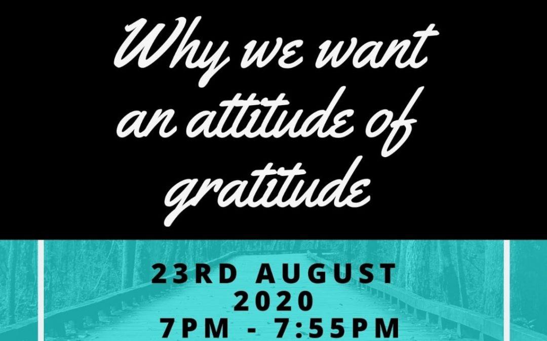 Building Gratitude by Iman Habib